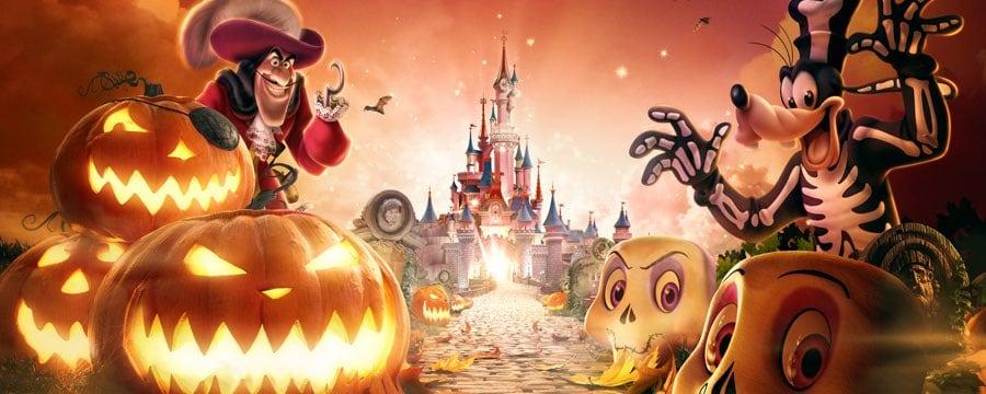 Halloween Eten Kinderen.Hoe Eng Is Halloween In Disneyland Paris Is Het Geschikt